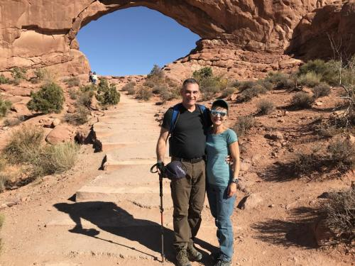 Arches National Park 2019
